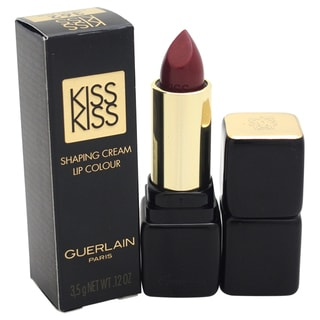 Guerlain KissKiss Shaping Cream Cherry Pink Lip Colour