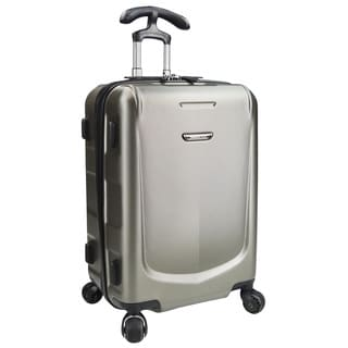 Traveler's Choice Palencia 21-inch Hardside Carry On Spinner Suitcase