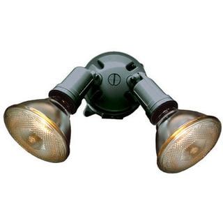 Bell Outdoor 5625-7 4-inch Bronze Round Dual Lampholders