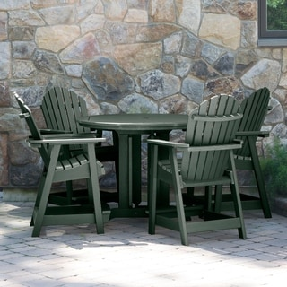 Hamilton 5-piece Round Counter-height Dining Set