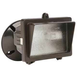 Designers Edge L56BR 150 Watt Bronze Mini Halogen Flood Light|https://ak1.ostkcdn.com/images/products/11806202/P18714478.jpg?impolicy=medium