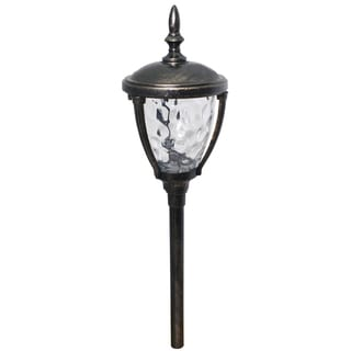 Paradise GL22960BZ 12 Volt Bronze Victorian Walklight