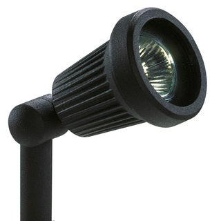 Paradise GL22724BK 20 Watt 12 Volt Black Spotlight