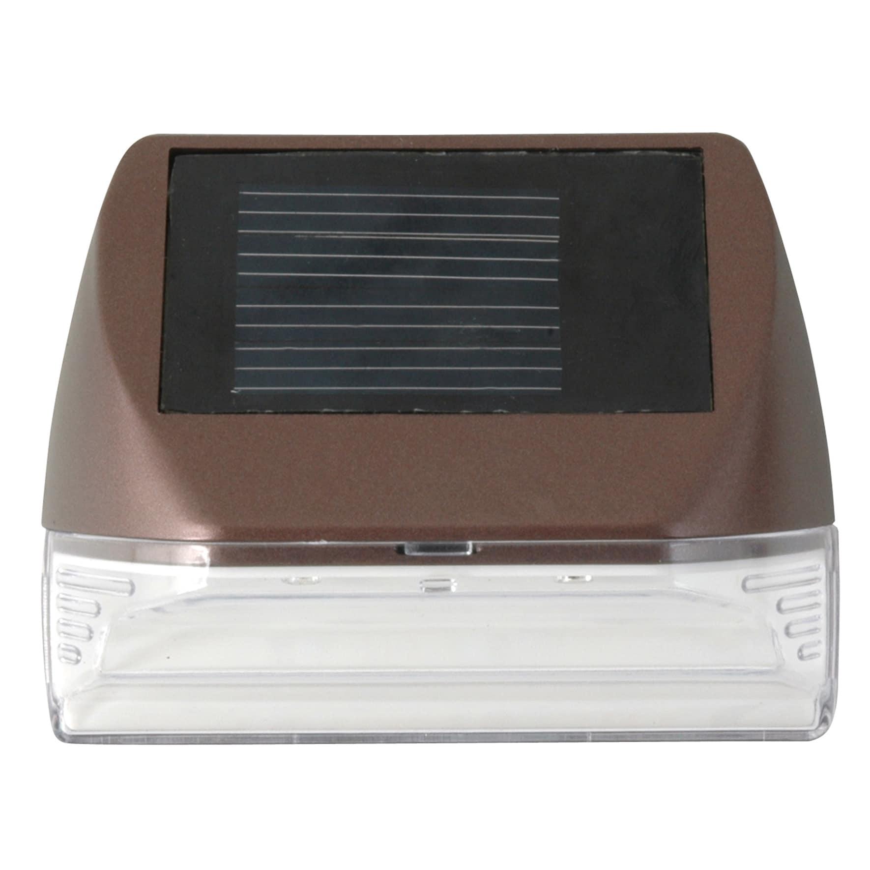 Moonrays 95028 Mini Deck Light On Card (Outdoor lighting)...