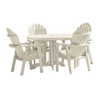 Highwood Eco-friendly Hamilton 5-piece Round Dining Set