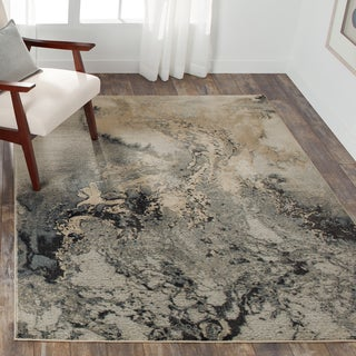 Nourison Maxell Abstract Area Rug