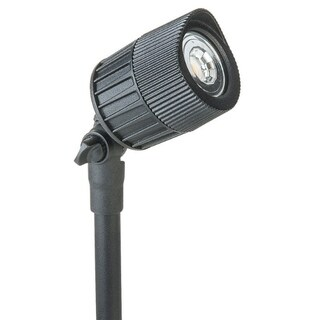Paradise GL33007BK Low-Voltage LED Junior Spot Light