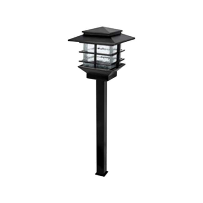 International Paradise Low Voltage LED Pathway Light Blac...