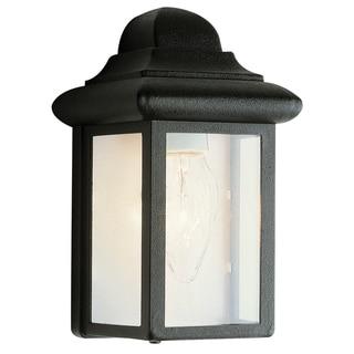Bel Air Lighting CB-44835-BK 8-inch Pocket Outdoor Light
