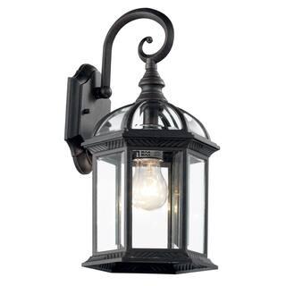Bel Air Lighting Cb 4181 Bk 16 Inch Black Outdoor Lantern Fixture