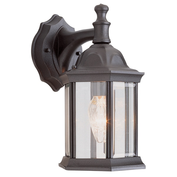 Bel Air Lighting Cb 4349 Bk 12 Inch Black Outdoor Lantern Fixture