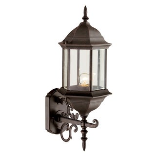 "Bel Air Lighting CB-4351-RT 22-1/2"" Rustic Outdoor Wall Light"