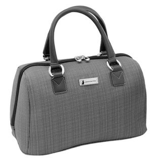 London Fog Chatham Collection 16-inch Carry-on Satchel Tote Bag