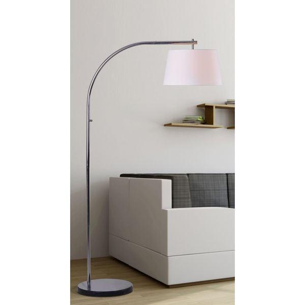 Bend 70-inch Arc Floor Lamp