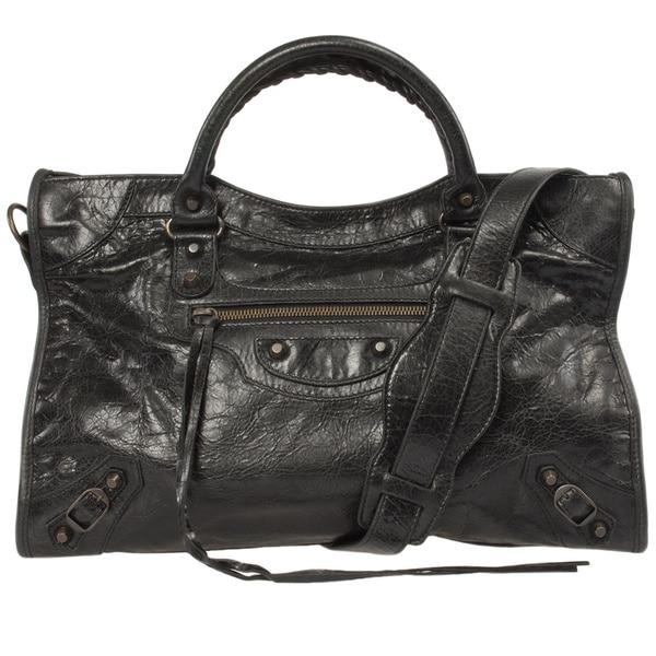 Shop Balenciaga Classic City Lambskin Hand Carry and Shoulder Bag ... e416702797