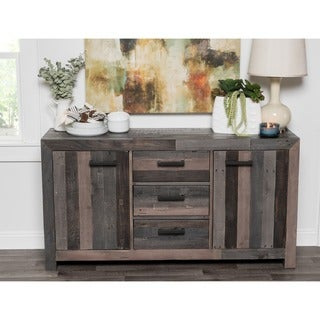 Oscar Reclaimed Wood 63-inch Buffet by Kosas Home