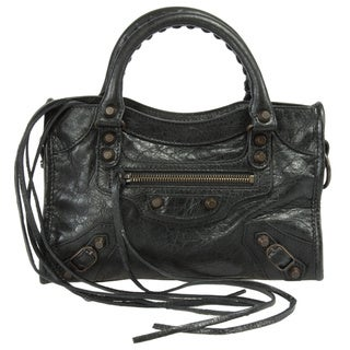 Balenciaga Classic City Mini Leather Bag