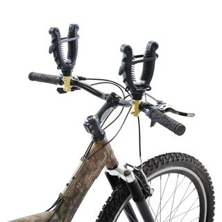 Cycle Force Handle Bar Mount Gun N' Bow Rack