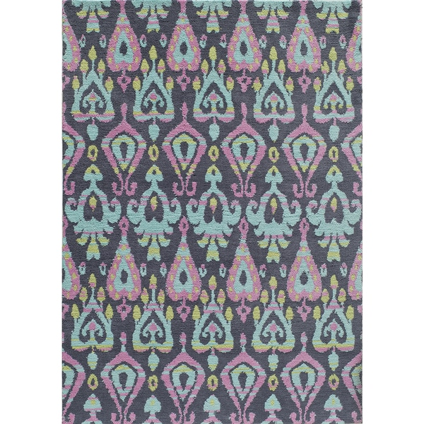Momeni Heavenly Hand-Tufted Rug - 7'6 x 9'6