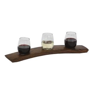 Versil Wine Taster Flight Barrel Stave