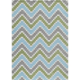 Hand-Tufted Softique Teagan Polyester Rug (3' x 5')