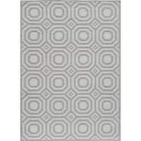 Momeni Heavenly Hand-Tufted Rug - 4' x 4'