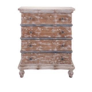 Tansey French Country-inspired 4-drawer Dresser