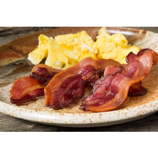 Circle B Ranch Pasture Raised All-Natural Hickory Smoked Bacon Five Pound Pack