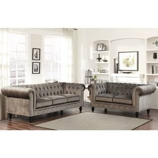 Traditional Living Room Furniture Sets For Less | Overstock