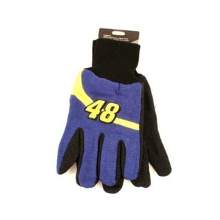 NASCAR Officially Licensed Sports Utility Work Gloves