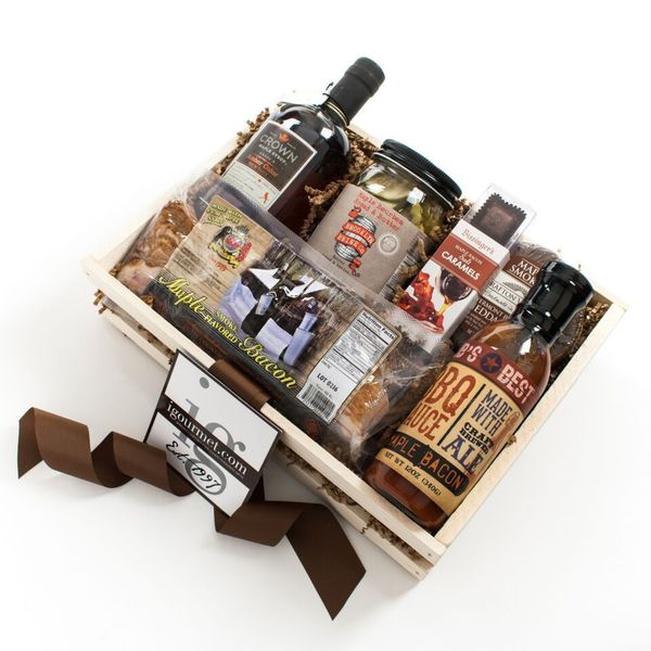 igourmet The Maple Gift Crate