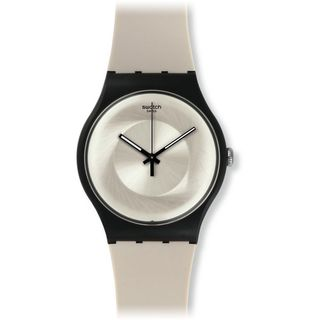 Swatch Unisex SUOC104 'Originals Avenida' White Silicone Watch
