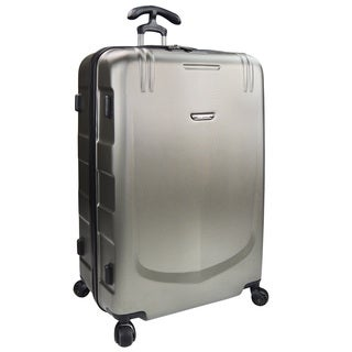 Traveler's Choice Palencia 29-inch Hardside Spinner Upright Suitcase