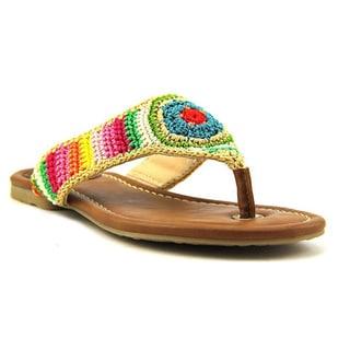 The Sak Women's 'Shana' Basic Textile Sandals