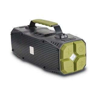 DreamWave Survivor Green 30-watt All-in-one Bluetooth Speaker and Car Jump Starter