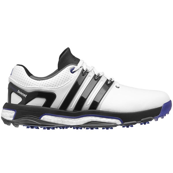 Adidas ASYM Energy Boost Right Hand Golf Shoes 2015 CLOSEOUT White/Black