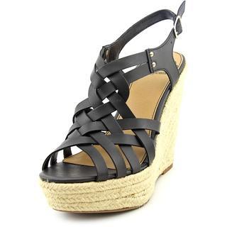 Fergalicious Women's 'Caprinni' Faux Leather Sandals