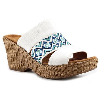 Naturalizer Women's 'Opal' Linen Sandals