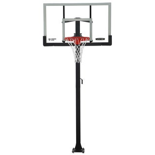 60-inch Bolt-down Basketball System