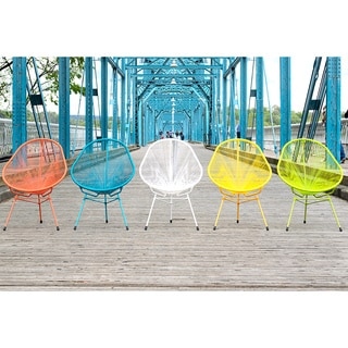 Crafted Home's Indoor/Outdoor Modern Tuscon Chair