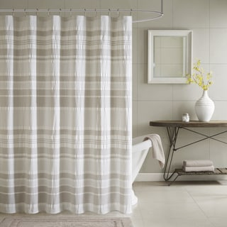 Lavista Damask Polyester Shower Curtain Free Shipping On