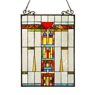 Chloe Tiffany Style Window Panel/Suncatcher
