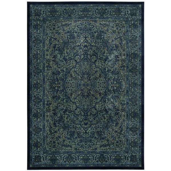 Safavieh Paradise Blue/ Multi Viscose Rug - 8' x 11'2
