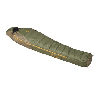Slumberjack Lapland Green 20-degree Insulated Sleeping Bag