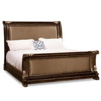A.R.T. Furniture Gables Upholstered Sleigh Bed