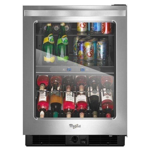 Whirlpool 24-inch Under-counter Beverage Center - Free ...