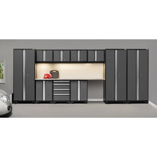 NewAge Bold Series Stainless Steel Top 12 Piece Set Of Cabinets