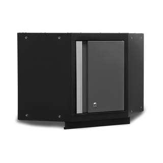 Bold Series Steel 18-inch x 21-inch x 21-inch Corner Wall Cabinet