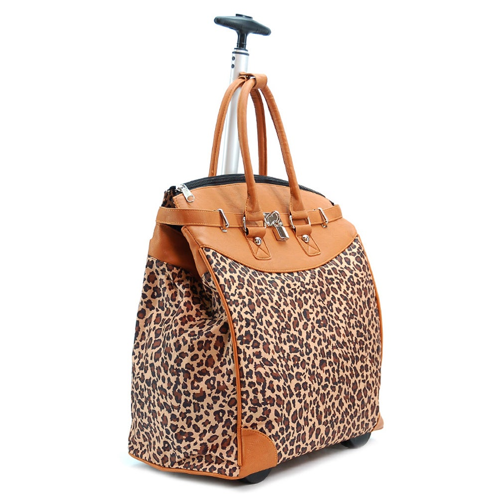 Rollies Classic Leopard Canvas, Synthetic Leather, and Al...