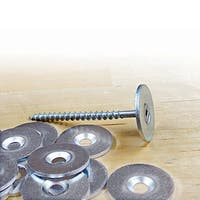 FastCap Metal 1-inch Washers (Pack of 50)